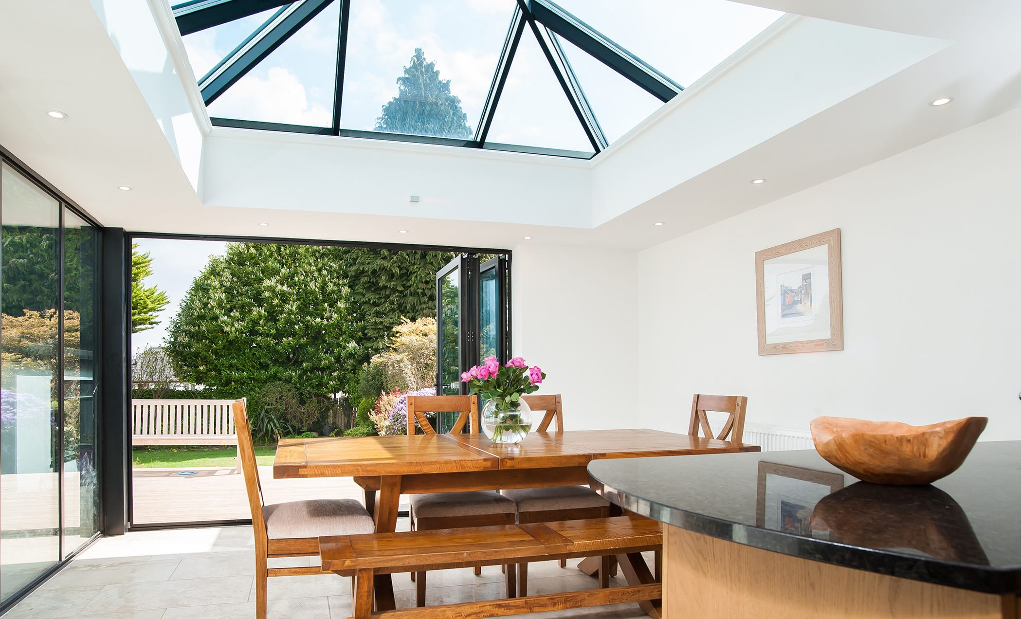 aluminium roof system manchester